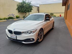 2014 BMW 428i sport line fully loaded back up camera for Sale in South Gate, CA