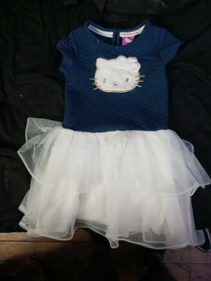 Hello kittie dress for Sale in Fontana, CA