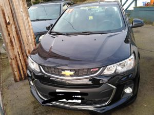 2015 Chevy sonic for Sale in Federal Way, WA