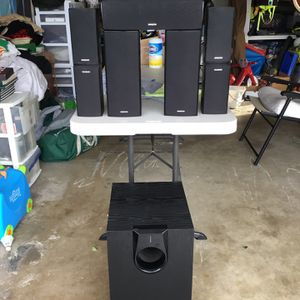 Onkyo Surround Speakers for Sale in San Diego, CA