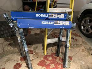 Kobalt Saw Horses for Sale in Evansville, IN