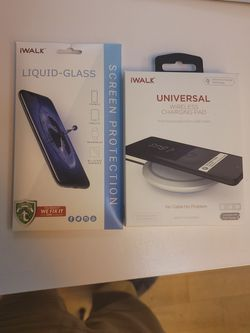Liquid Screen Protector w/ Free Wireless Pad for Sale in Weston,  WV