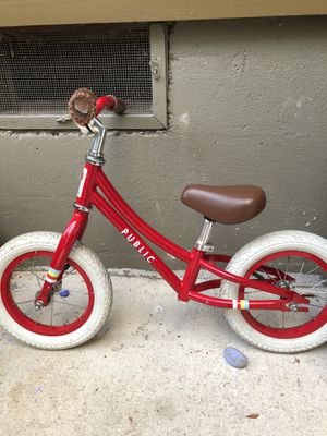 Public Sprout Mini kids balance bike for Sale in Portland, OR