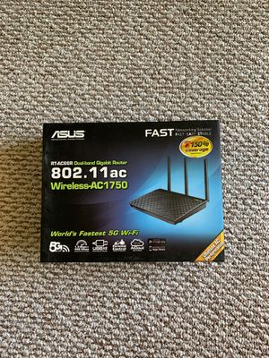 Asus RT-AC66R 5G Router for Sale in Miami, FL