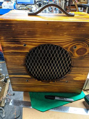 2Watt Hand Made tube amplifier for Sale in San Diego, CA