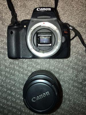 Canon EOS rebel T2i Camera for Sale in Lake Stevens, WA