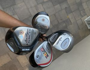 Brand new and used top brand golf clubs pick and choose for Sale in Los Angeles, CA