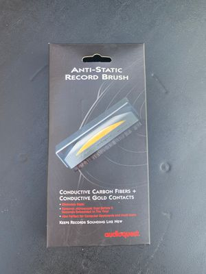 Anti-Static Record Brush for Sale in Flower Mound, TX