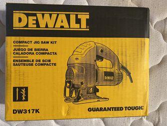 Dewalt Jigsaw Kit for Sale in Renton,  WA