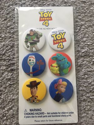 Disney's toy story pin set for Sale in Alameda, CA
