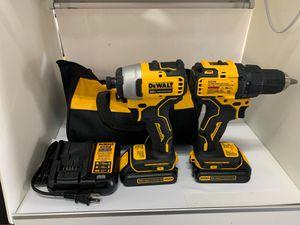 Dewalt dcf809/dcd708 combo kit impact/drill for Sale in Fort Lauderdale, FL
