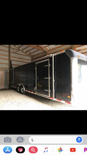 2001 Haulmark enclosed trailer for Sale in La Center, WA