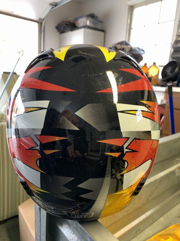 HJC Full-face Motorcycle Helmet