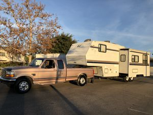 TRUCK AND TRAILER for Sale in Phoenix, AZ