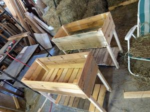 Pallet Planter Boxes for Sale in Holt, MO