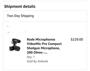 Rode Microphone for Sale in Antioch, CA