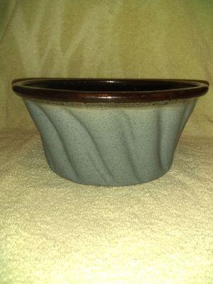 Vintage Westmoore Bundt Ceramic Baking Dish Pan Color Blue for Sale in Lexington, NC