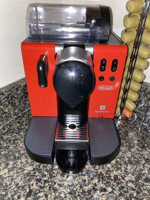 Nespresso machine for Sale in Alexandria, VA