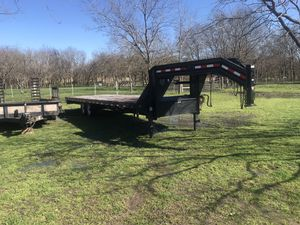 2012 PJ Deckover 28ft trailer for Sale in Dallas, TX