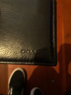 Coach Black Wallet for Sale in Portland, OR