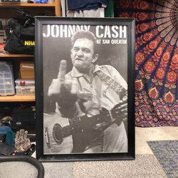 Johnny Cash Picture Painting for Sale in Yakima,  WA