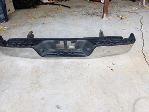 Rear bumper Toyota tundra 2009 for Sale in Montgomery, AL