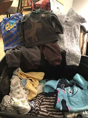 Baby boy clothes lot for Sale in Wyoming, MI