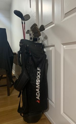 Used Adams Tight Lies Golf Clubs for Sale in Denver, CO