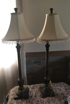 Table Lamps for Sale in Gaithersburg, MD