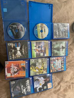 Lots of ps4 games text me for price for Sale in Lorton, VA