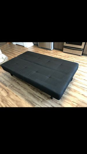 IKEA BLACK FUTON for Sale in Santa Ana, CA