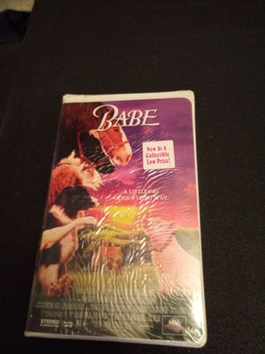 Babe vhs sealed movie for Sale in Chicago, IL