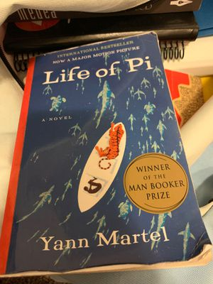 Life of Pi, paperback for Sale in Charlotte, NC