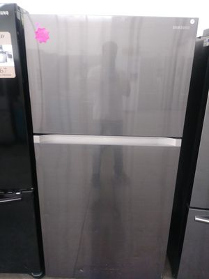 Samsung 21 cuft Black Stainless Fridge for Sale in Phoenix, AZ