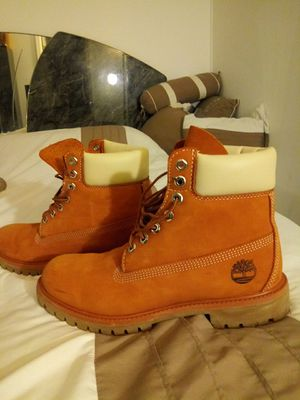 Men Timberland boots for Sale in Park City, IL