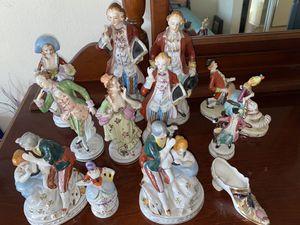 Glass dolls / antique/ decoration for Sale in La Habra, CA