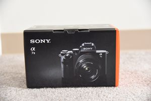 NEW! Sony a7II for Sale in Wayland, MA
