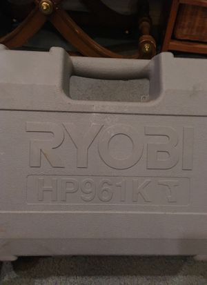 Ryobi drill charger and battery for Sale in Escondido, CA