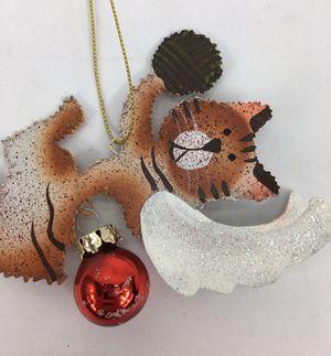 Handmade Kitten Ornament for Sale in Hamilton Township, NJ