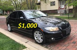 $1,OOO URGENT For sale 2009 BMW 3 Series AWD 335i xDrive 4dr Owner for Sale in Aurora, IL