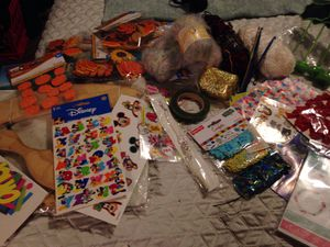 All this crafting stuff for $25 for Sale in Lacey, WA