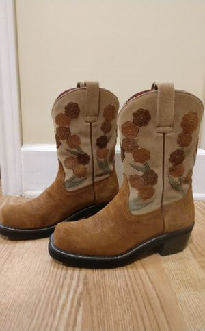 Ariat Doll Baby Floral Cowboy Boots for Sale in Harlingen, TX