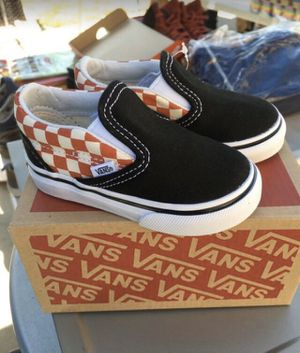 Classic Vans Checkerboard Slip On for Sale in Los Angeles, CA