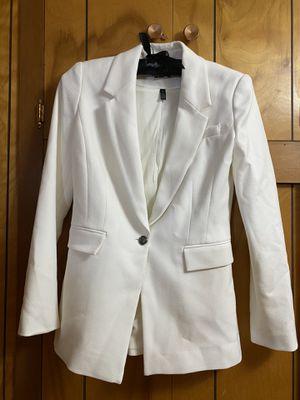 NEW white blazer, White House Black Market for Sale in Wichita, KS