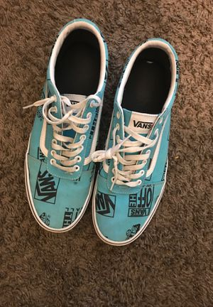 off the wall Vans size 11.5 for Sale in Kirtland, OH