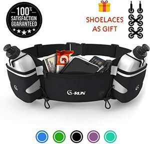 G-Run Hydration Running Belt with Bottle for Sale in Kansas City, MO