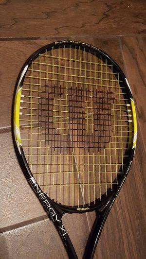 Wilson tennis racket for Sale in Kingsburg, CA