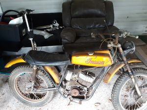 70s indian 100cc selling as is no title for Sale in Pekin, IL