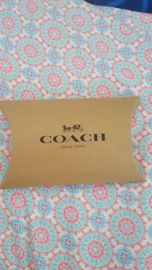 New in box with tags Coach wristlet for Sale in West Covina, CA