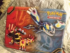 Pokemon metal tin box for Sale in Scottsdale, AZ